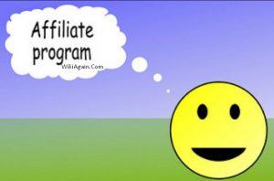 affiliate program wikiagain.com