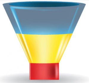 two page funnel
